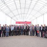 The Pinnacle Club delegation at the Singapore Air Show 2016
