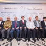 VIP Dinner hosted by Deputy Prime Minister of Singapore, RADM (Ret'd) Teo Chee Hean