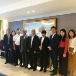 The Pinnacle Club delegation hosted by Guangdong Association for International Friendly Contact (GAIFC)