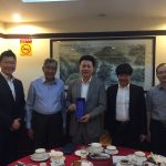 The Pinnacle Club delegation hosted by Zhuhai People's Association for Friendship with Foreign Countries