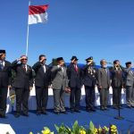 The Indonesian Chapter of the Pinnacle Club and their colleagues celebrating the 71st Anniversary of TNI-AU